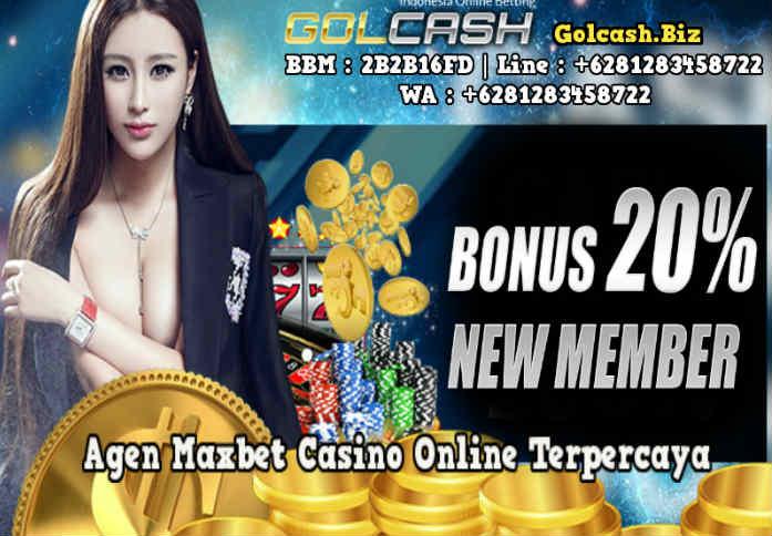 bonus casino maxbet online